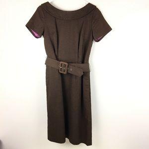 Issac Mizrahi Womens 8 Dress Medium 1950s Pin Up